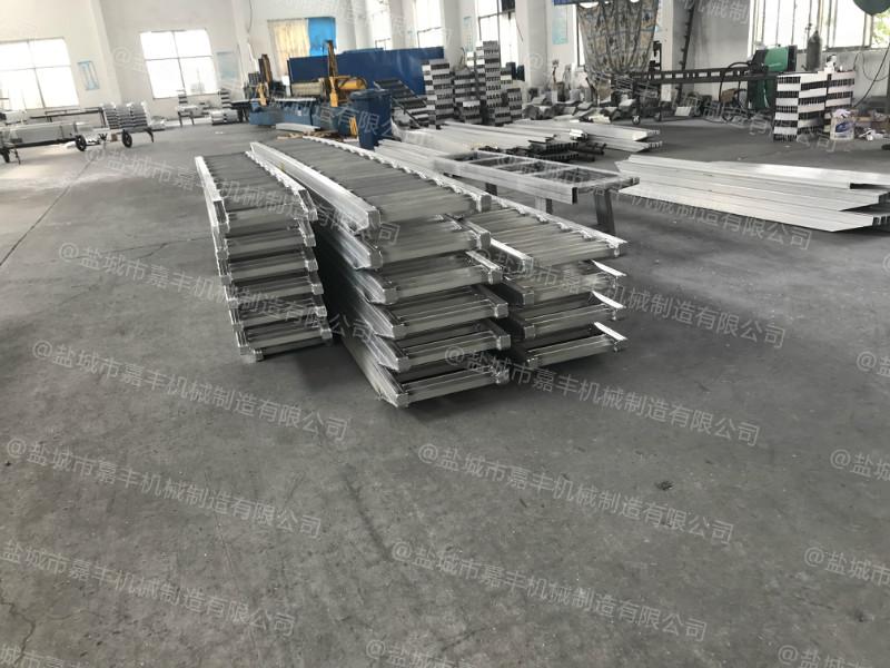 载重10吨货车拼接铝质登车桥技术要求