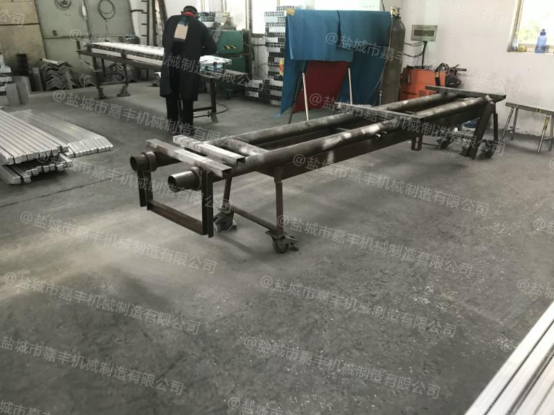 久达大象牌拖拉机载重10吨固定液压登车桥多重