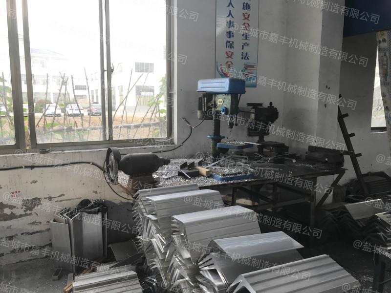 站台液压式铝质清苑登车桥品质