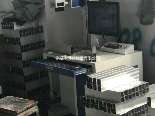 港口组合式机械式卸货平台图片