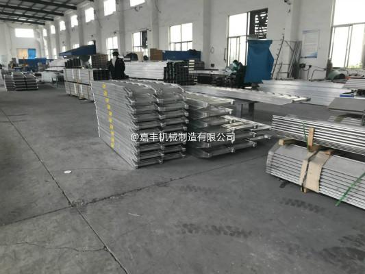 仓储大型移动式装卸平台的维护保养